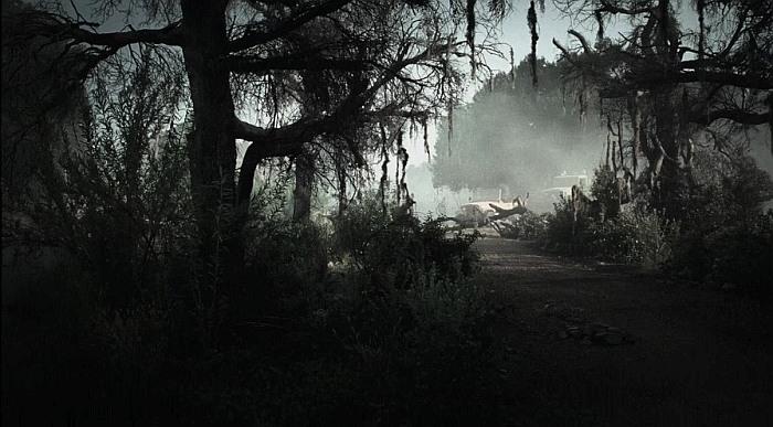Фильмы ужасов про болото