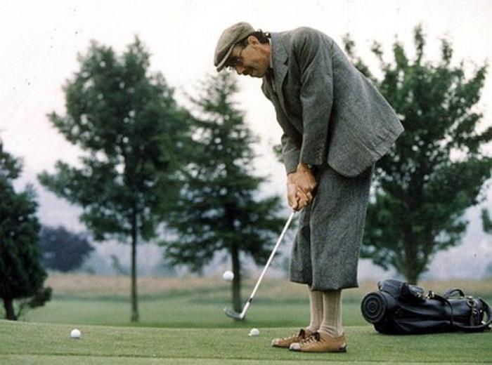 Комедии про гольф