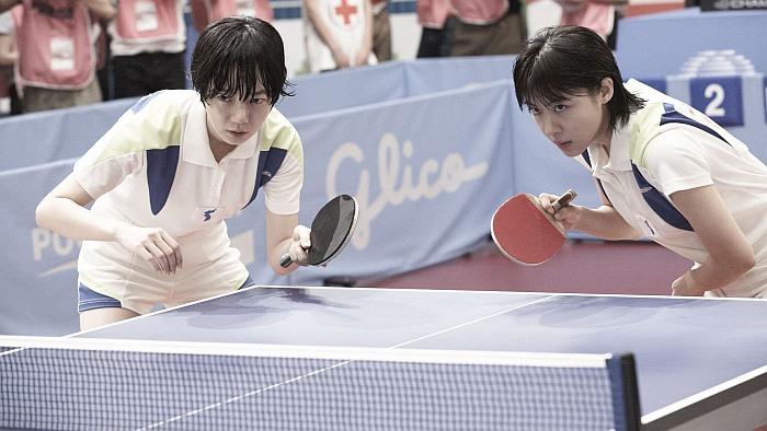 Фильмы про настольный теннис