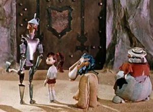 Мультфильм Волшебник Изумрудного города (1973-1974)