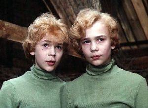 Русские фильмы про близнецов