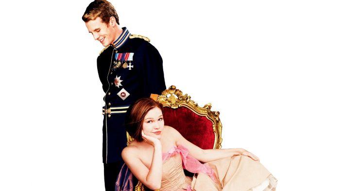 Фильмы Принц и я