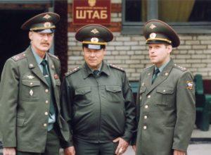 Сериал Солдаты по порядку