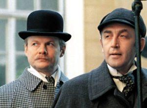 Советские фильмы про Шерлока Холмса и доктора Ватсона