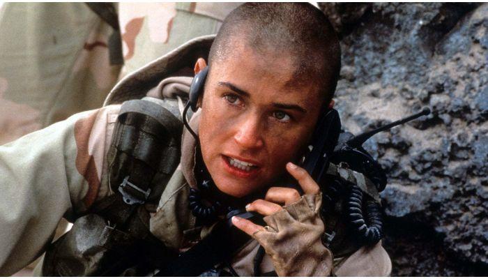Фильмы про женщин в армии