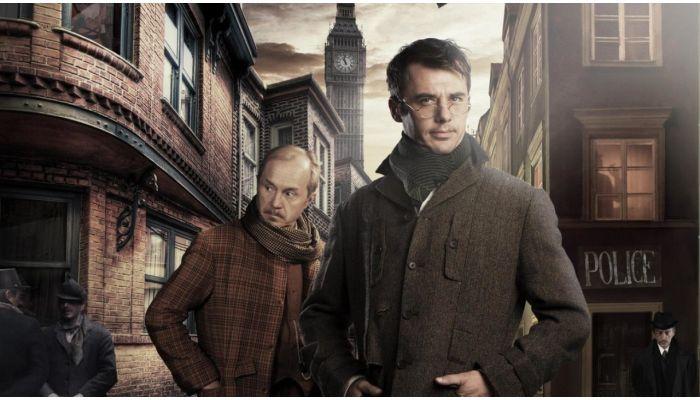 Сериал Шерлок Холмс (2013)