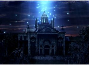 Комедии про дом с привидениями