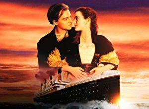 Фильмы и мультфильмы про Титаник