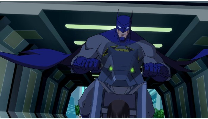 Мультфильмы Безграничный Бэтмен