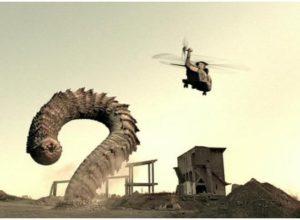 Фильмы ужасов про червей