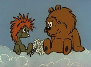 Мультфильмы про Ежика и Медвежонка