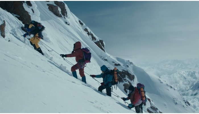 Фильмы про восхождение на Эверест