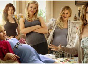 Комедии про беременных женщин и девушек