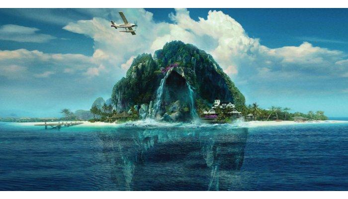 Фильмы ужасов про острова, джунгли и группу людей