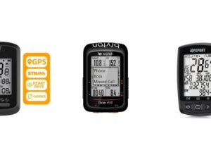 Недорогие беспроводные велокомпьютеры с GPS с Алиэкспресс
