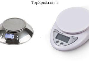 ТОП-10 кухонных весов с Алиэкспресс