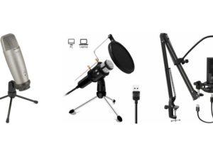 ТОП-10 конденсаторных микрофонов с Алиэкспресс
