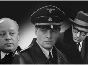 Советские фильмы про шпионов и разведчиков