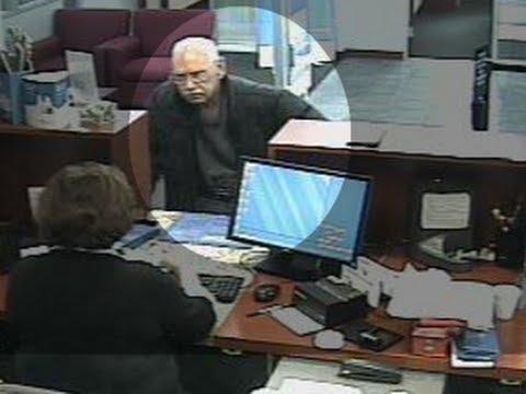 Пожилой американец обожает грабить банки