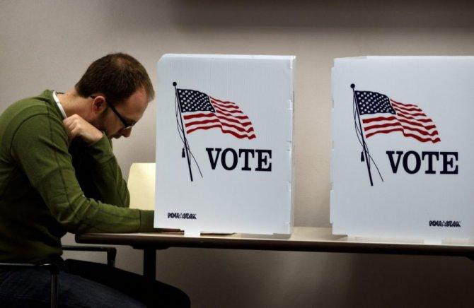На выборах в США выиграли покойники