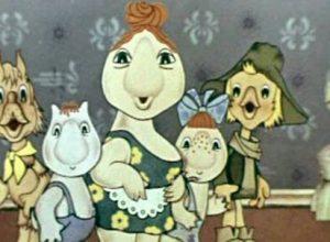 Советские мультфильмы про муми-троллей по произведениям Туве Янссон