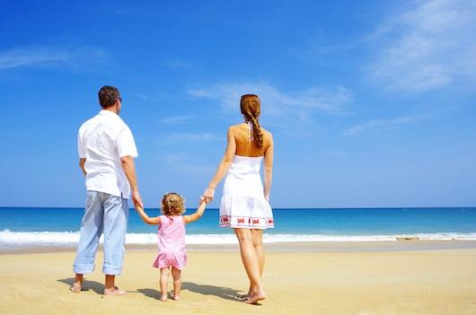 Отдых на море с ребенком - советы педиатра