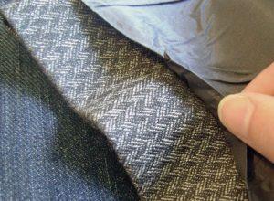 Как пришить подкладку к пальто