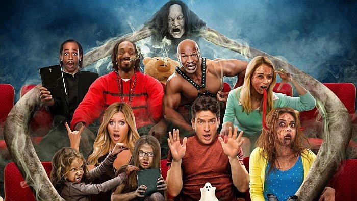 Список лучших смешных пародий на фильмы ужасов
