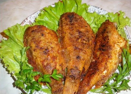2 рецепта приготовления жареного окуня