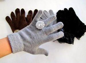 Как сделать перчатки своими руками