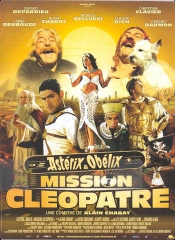 Астерикс и Обеликс: Миссия «Клеопатра» (2002)