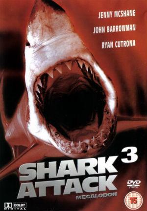 Акулы 3: Мегалодон (2002)