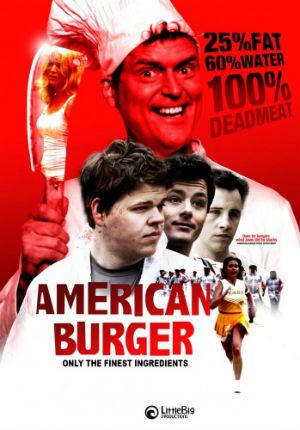 Американский бургер (2014)