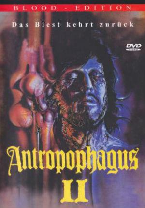 Антропофагус 2 (1981)