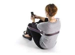 Стул помещается в кармане – это Chairless