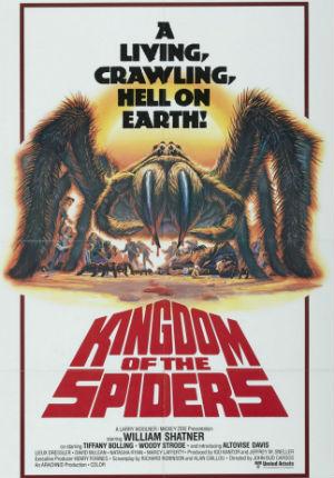Царство пауков (1977)