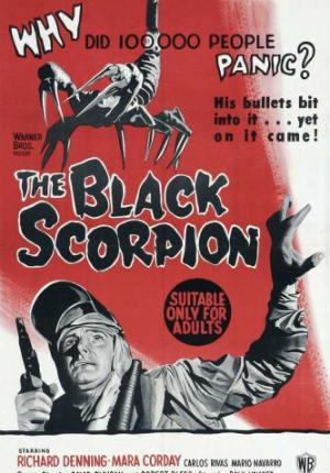 Черный Скорпион (1957)
