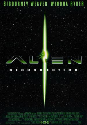 Чужой 4: Воскрешение (1997)