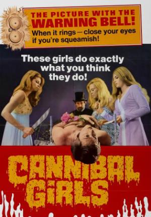 Девушки-каннибалы (1973)