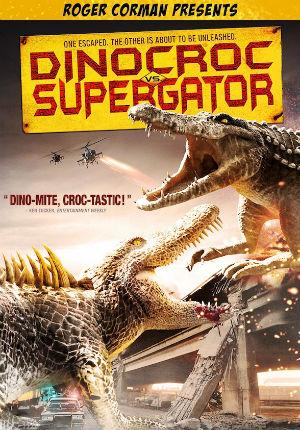 Динокрок против динозавра (2010)