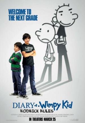 Дневник слабака 2: Правила Родрика (2011)