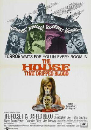 Дом, где стекает кровь (1970)