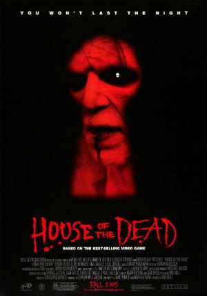 Дом мертвецов (2003)