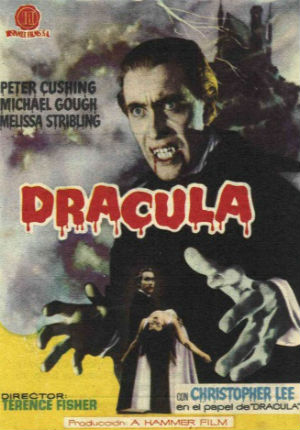 Дракула (1958)