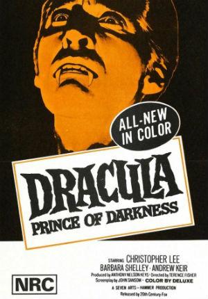 Дракула: Принц тьмы (1965)