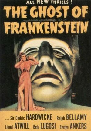 Дух Франкенштейна (1942)