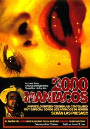 Две тысячи маньяков (1964)