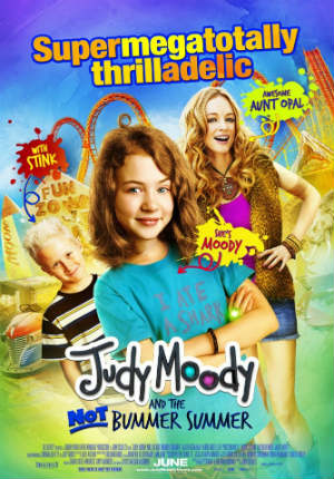 Джоди Моди и нескучное лето (2011)
