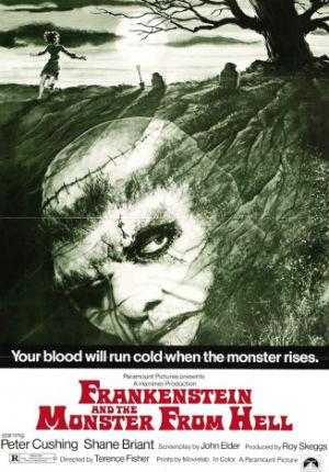 Франкенштейн и монстр из ада (1973)