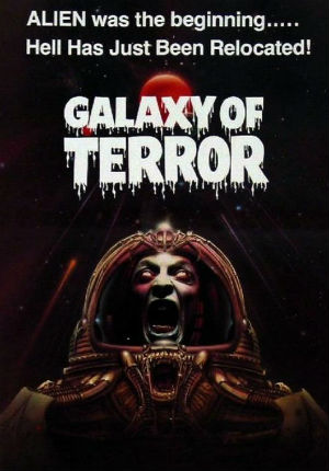 Галактика ужаса (1981)